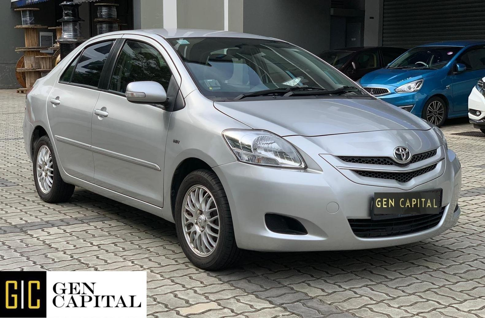 Toyota Vios 1.5A ~ Comfortable Car for Personal/Private Hire Usage!!