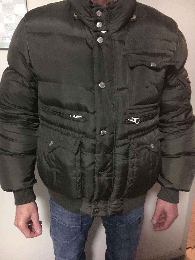 True Religion Puffer Jacket