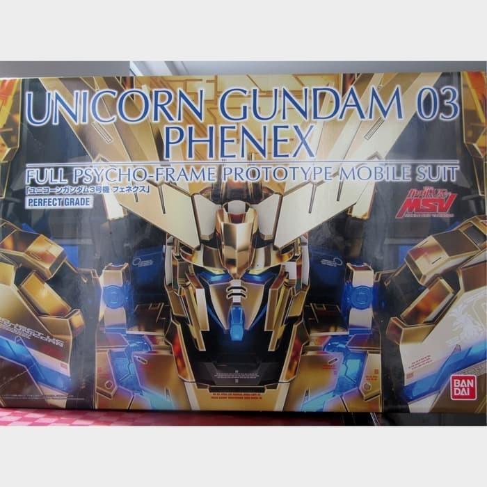 Unicorn Gundam 03 Phenex Perfect Grade