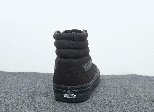 Vans Sk8 Hi Full Black