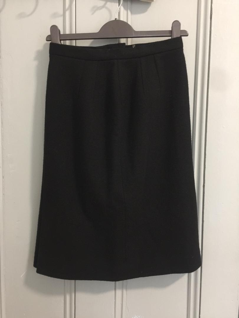 Vintage Japanese wool skirt