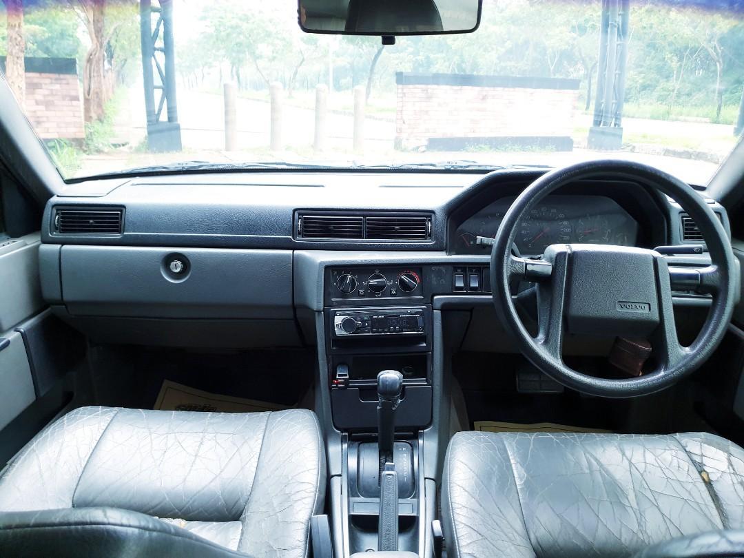 Volvo 960 GL Matic 94 PAJAK HIDUP AC BARU AKI BARU