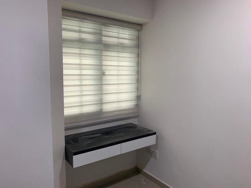 Window Combi Blinds & Curtains