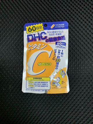 日本🇯🇵帶回~DHC 維他命C 60日份 120粒
