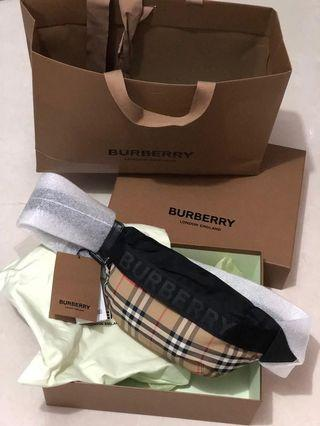 全新正品Burberry bag