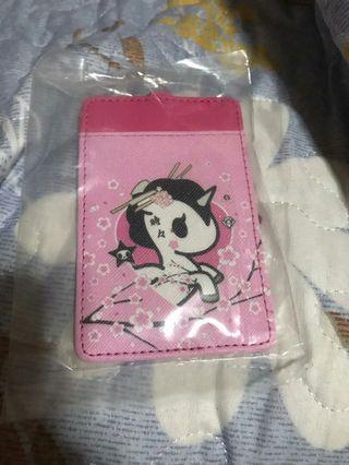 Sakura Unicorn ezlink card Holder