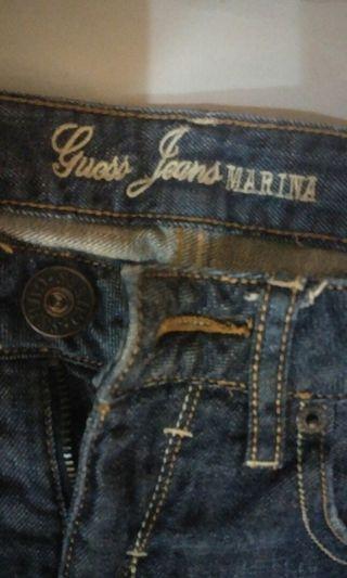 Preloved woman Ori Guess Jeans