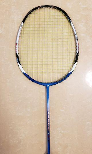 Victor Brave Sword 12, 4U, 70% New, Badminton Racket 羽毛球拍