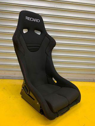 Replica Recaro Bucket Seat with Install