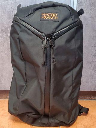 Mystery Ranch Urban Assault Supreme Black (HK Exclusive) Backpack