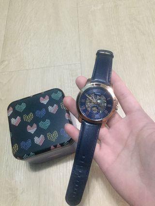 FOSSIL機械式手錶