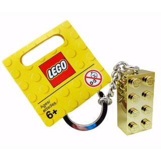 🔐全新LEGO 850808 金磚鎖匙扣🔐
