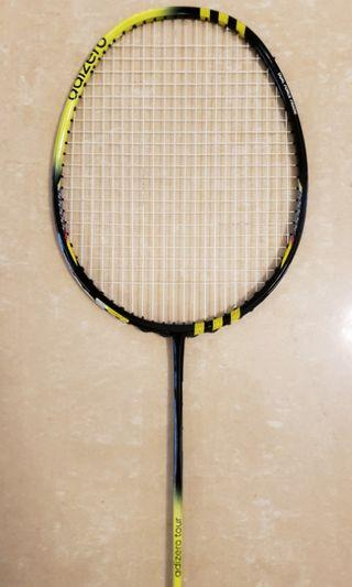Adidas Adizero Tour, 3U, 90% New, Badminton Racket 羽毛球拍