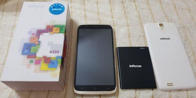 🚚 Infocus m320(可插4G卡上網)
