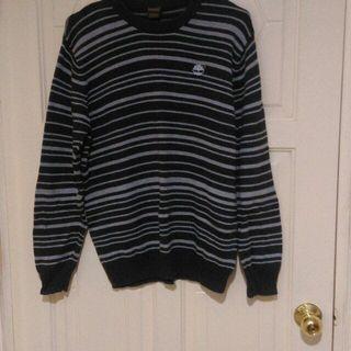 🚚 Timberland 條紋毛衣
