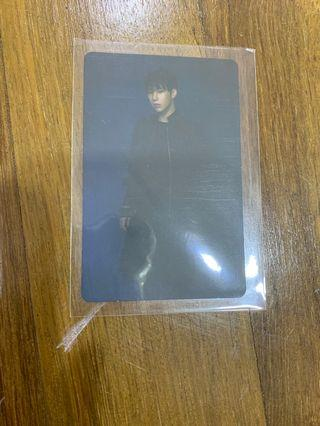 🚚 SUNGGYU INFINITE ONLY PHOTOCARD