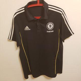 Adidas 愛迪達 黑色足球上衣 Football XL
