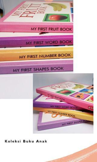 "Koleksi Buku Anak ""My First Book"""