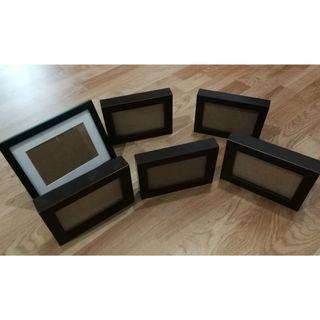Wooden photoframe - Garage Sales, everything must GO!