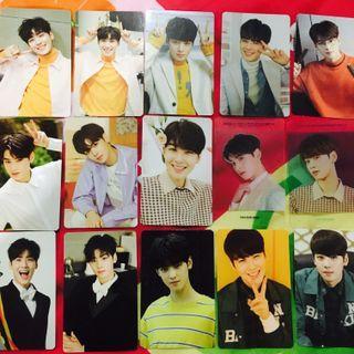 [WTS] ASTRO (Cha Eunwoo) Photocards