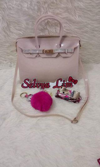 """Jelly bag herm""""s mocca"""