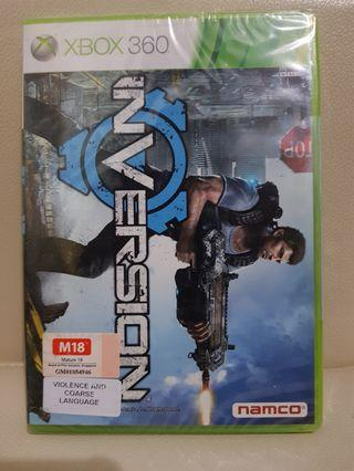 Brand New INVERSION Xox360 game