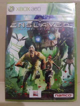 ENSLAVED odyssey to the west Xbox360