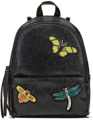 🚚 Victoria Secret Hot Tropic Patch Mini backpack