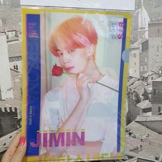 [PO] BTS Persona Jimin A4 File Folder made in korea