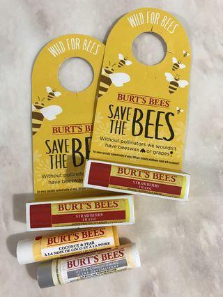 Burt's Bees Lip Balm 潤唇膏