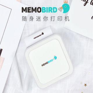 全新 正版 Memobird GT2 咕咕機 手提式熱敏打印機