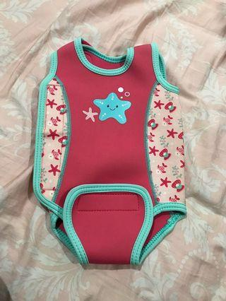 Mothercare baby wetsuit