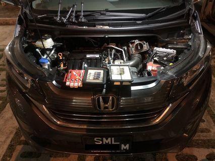 🚚 Honda Freed Hybrid 2019 Hurricane Racing Performance package