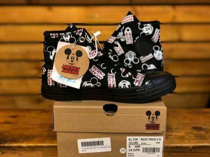 #mauthr Converse Mickey series