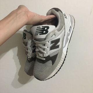 二手 New Balance 530 灰白 23.5cm