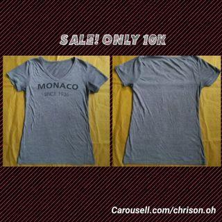 SALE Kaos Monaco #mauthr