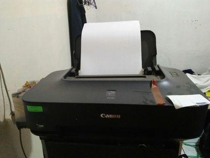 #mauthr Printer Canon IP2770