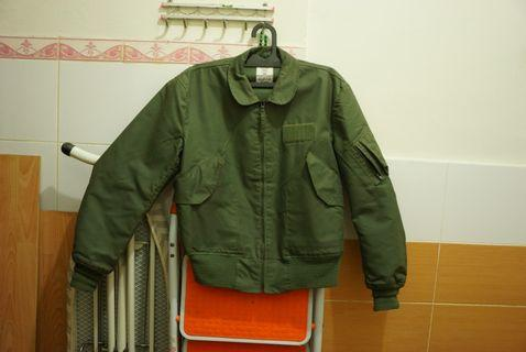 Flight Bomber CWU 36/P NOMEX MIL SPEC Alpha Industries