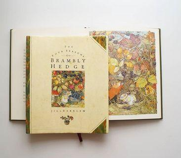Brambly Hedge #mauthr