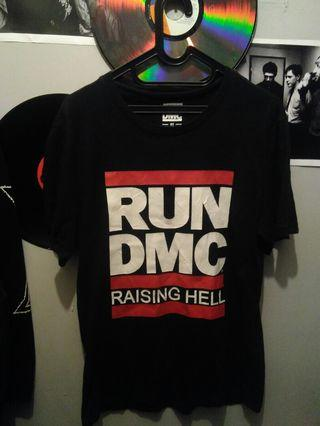 T SHIRT RUN DMC