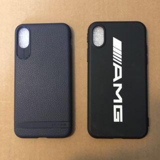 iPhone X Rubber Cases