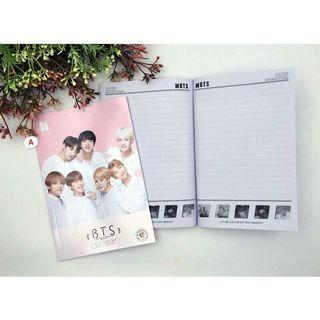 KPOP PLAIN NOTEBOOK