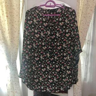 Floral Blouse Brands Outlet #Ramadan75
