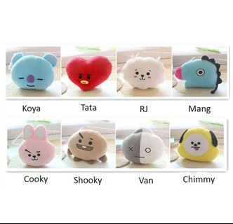 RAYA PROMO BT21 CUSHION