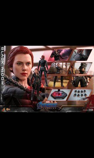 Hottoys Endgame - Black Widow (MMS533)