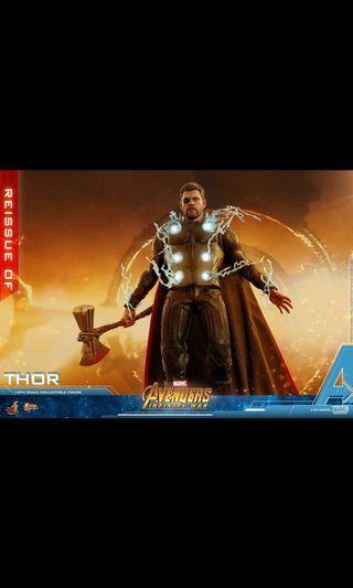 Hottoys Infinity War- Thor