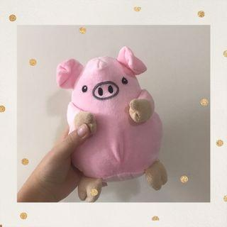 🚚 小豬娃娃🐷買就送迪士尼香薰系列娃娃