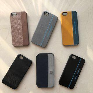 Leather Case Iphone 5s