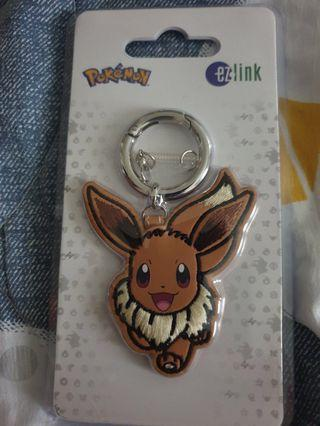 Limited edition eevee ezlink charm