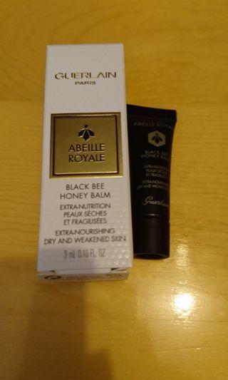 Gerlain 全新 black bee honey balm 修護霜 3 ml 包郵